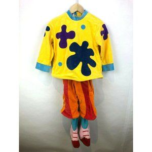 Disney Direct Jo Jo The Clown Costume Halloween Size Small Ages Size 5 / 6